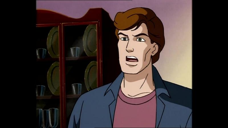 Человек-паук / Spider-Man Сезон 5 / Серия 2 (1994 - 1998) мультсериал