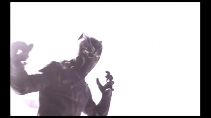 Marvel; black panther