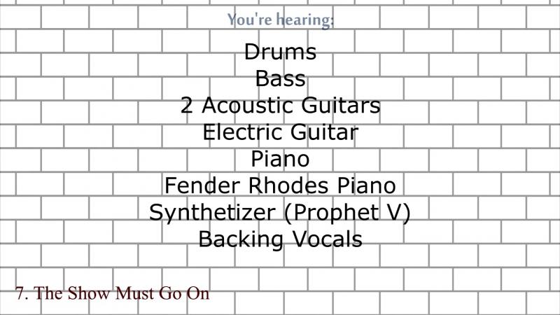 Davidekap Friends - The Wall (disc 2) by Pink Floyd