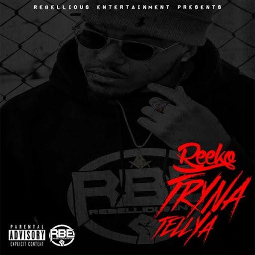 Reeko альбом Tryna Tell Ya