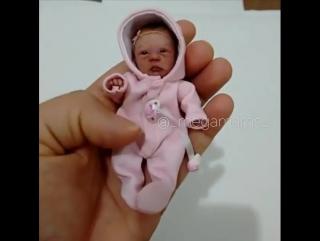 Вот это куколка! Хотели бы себе такую?