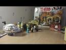 Собираем LEGO Star Wars — Mos Eisley Cantina (75205), часть 3