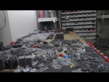 [Solid Brix Studios] Building Crait in LEGO - Week 19: AT-M6