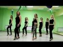 """Lady style   bachata sensual Школа танцев """"SOUS"""" г.Чита"""