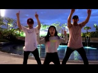 TIP TOE - Jason Derulo Dance ft Ranz Niana _ Matt Steffanina Choreography