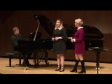 Joyce DiDonato - Masterclass at Julliard (21.10.17) - Part I