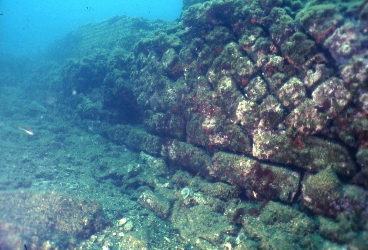 байя подводный город