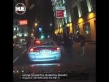 В Минске подростки выдали людей водителю машины с громкой музыкой