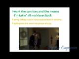 Matthew Koma - Kisses Back Английский по песням