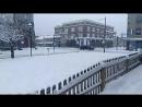 Esta Cayendo Nieve que bendicion