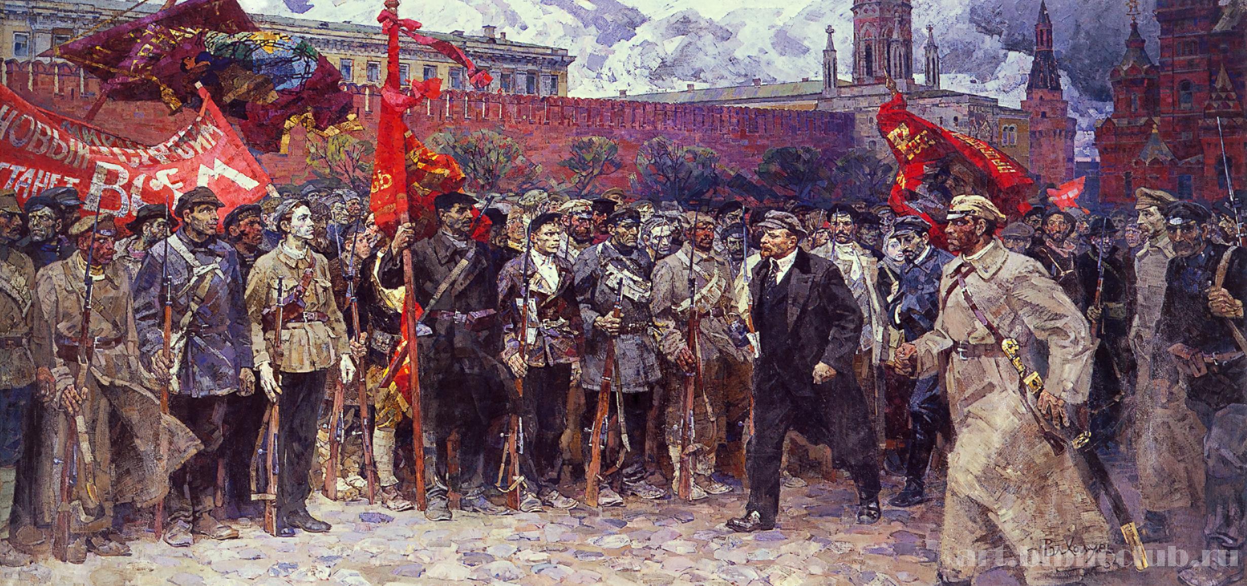 Картинки о великой октябрьской революции, день