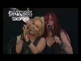 Holy Moses vs Doro - Too Drunk To Fuck