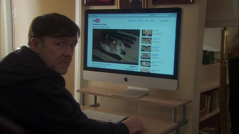 Дерек — 1 сезон, 0 серия. Пилот | Derek | HD (720p) | 2012
