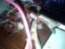 Наглядный пример как взрывается электро-литический конденсатор