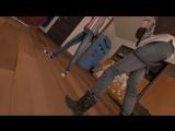 Chloe & Max - Fight Testing