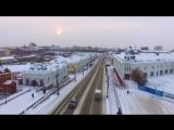 Омск - Центр города - Аэросъемка