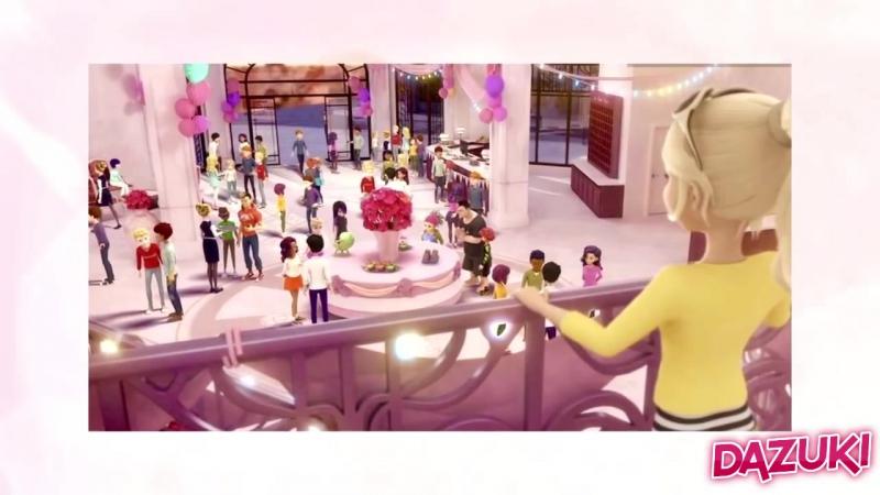 Блогер Dazuki №4 Мама Хлои Буржуа Разбор 2 и 3 серии 2 сезона Леди Баг и Супер Кот