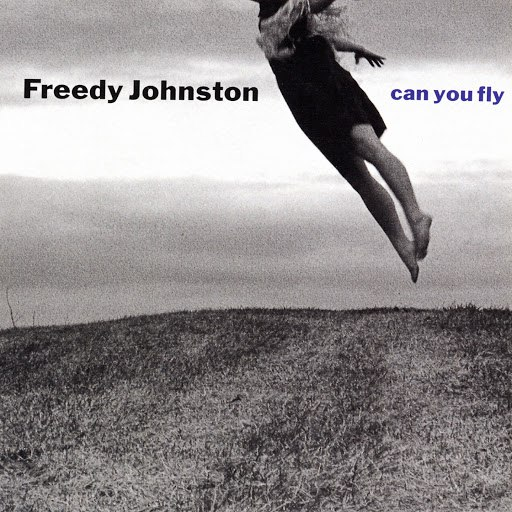 Freedy Johnston альбом Can You Fly