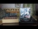 Ламповый Усилитель Самодельный Фонокорректор Проигрыватель Пластинок и Акустическая Система №3
