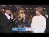 [MC CUT] 170924 GOT7 Jinyoung, Blackpink Jisoo , BTS V SBS Inkigayo Super Concert