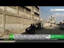 L'armée syrienne tente d'évacuer les civils de la Ghouta malgré les terroristes