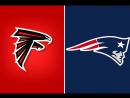NFL 2017-2018 / Week 07 / 22.10.2017 / Atlanta Falcons @ New England Patriots