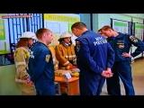 НКТВ посвящение в кадеты 25.12.17
