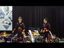 The class of 2018!   Introducing the Red Bull Junior Team 2018