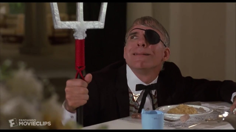 Dirty Rotten Scoundrels (1988) - Dinner With Ruprecht Scene (6_12) _ Movieclips