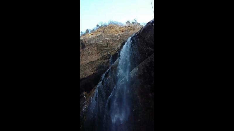 Чегемский водопад.mp4