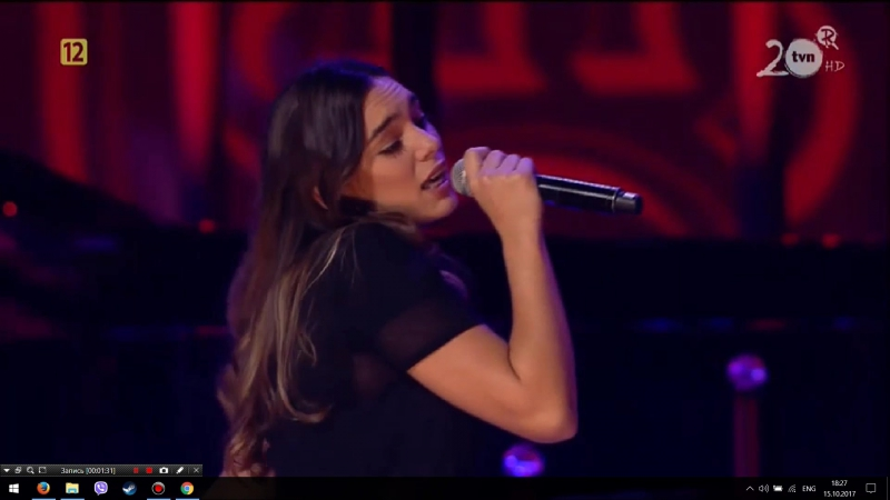 Михал Шпак и Альма - I Love Paris 14.10.2017 (Gala French Touch)
