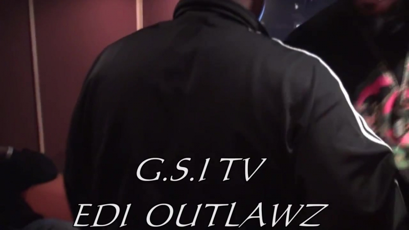 RIP THE GENERAL EDI DON OUTLAWZ IN THE STUDIO