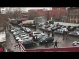 Перестрелка в Москве на фабрике «Меньшевик»