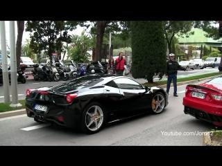 Pulled over by police- maserati granturismo mc stradale & ferrari 458 italia!.mp4