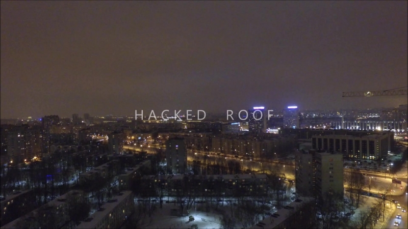 HACKED ROOF 10