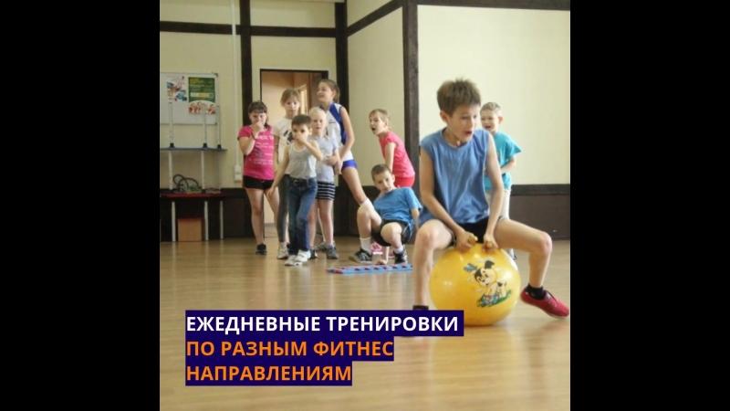 Летний спортивный лагерь / ЦПВС Динамит