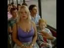 Маски-шоу в троллейбусе