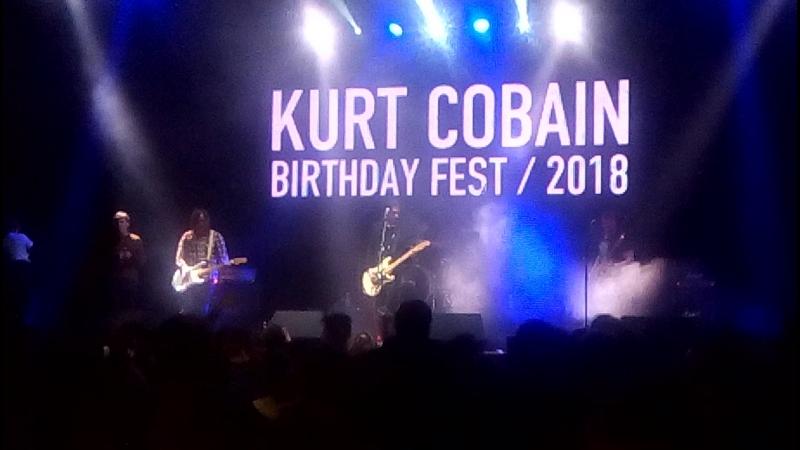 Kurt Cobain Birthday Fest 2018   20 фев   Театръ 3