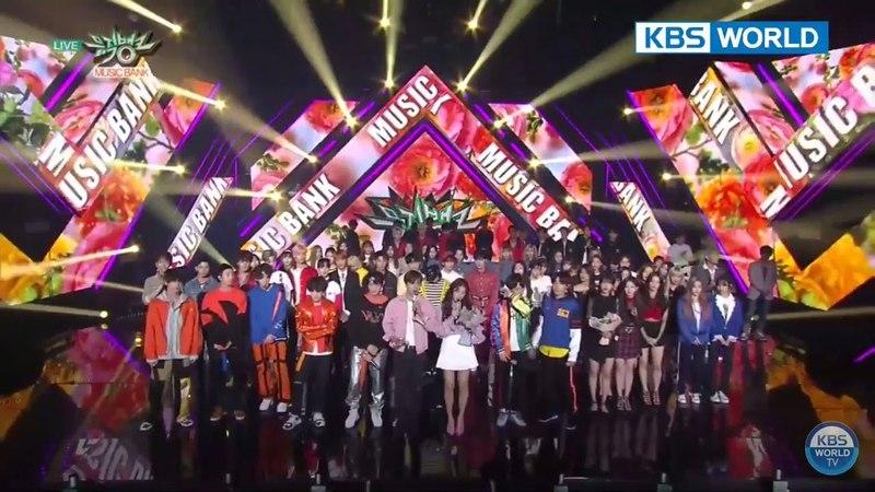 180525 BTS - FAKE LOVE 1st Win @Music Bank