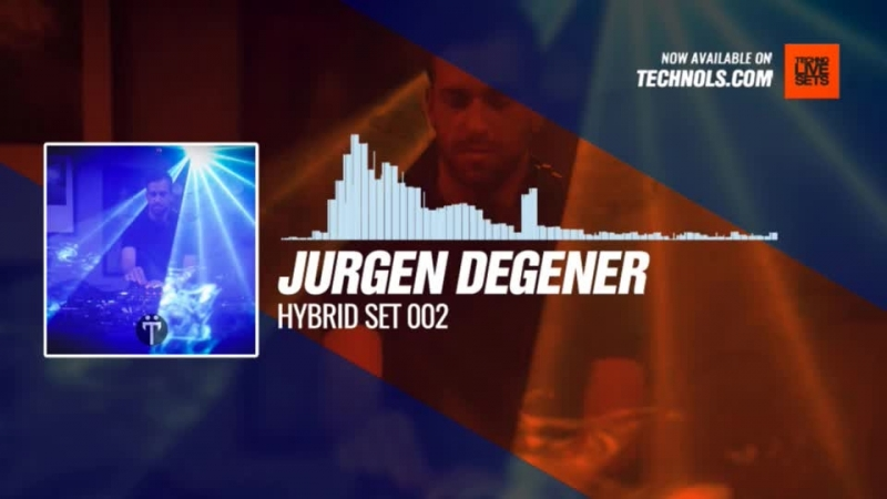 Jurgen Degener Hybrid Set 25 11 2017 Music Periscope Techno