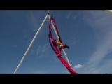 aerial silks Gernec Kira