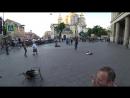 Железный Ирокез Live- Есть что почитать?  уличные музыканты  Питер