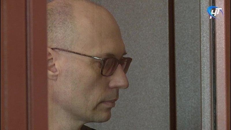 Бывший вице мэр Вадим Фадеев осужден на 11 лет колонии строго режима