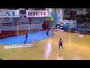 Italy League Semi Finals 2nd Leg Match Real Rieti 1x4 Acqua Sapone Unigross