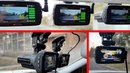 LD100 Очень Крутой Видеорегистратор с Антирадаром Ambarella A7LA50 Combo GPS 1296p Speedcam Обзор и Тест