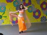 Школа арабского танца Хабиби - Анна Анацкая - Raqs bedeya