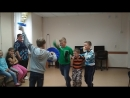Танец Бой Ивана-царевича и Змея Горыныча