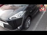 Toyota Sienta как пример ухода от ДВС