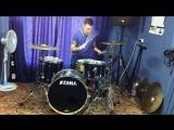 The temper trap drum cover