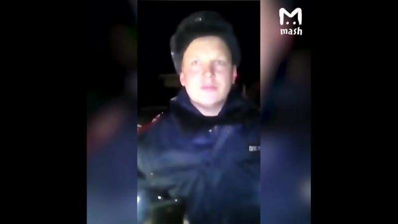 В Приморье егерь поймал ГИБДДшников, которые ловили нарушителей в 20 км от дороги.